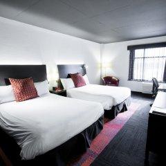 Отель Grand Times Hotel Quebec City Airport Канада, Л'Ансьен-Лорет - отзывы, цены и фото номеров - забронировать отель Grand Times Hotel Quebec City Airport онлайн комната для гостей фото 2