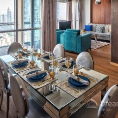 Апартаменты Dream Inn Dubai Apartments-burj Residences Дубай в номере