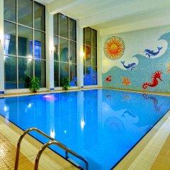 Aqua Hotel Burgas бассейн