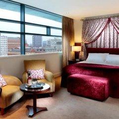 Отель Macdonald Manchester Hotel & Spa Великобритания, Манчестер - 2 отзыва об отеле, цены и фото номеров - забронировать отель Macdonald Manchester Hotel & Spa онлайн комната для гостей фото 3