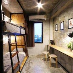 Hanu Hostel ванная фото 2