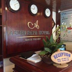 Fansipan View Hotel интерьер отеля