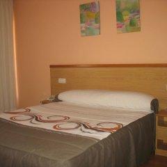 Hotel Reyes de León комната для гостей фото 2