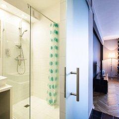 Отель Apartment4you Centrum 2 Польша, Варшава - 1 отзыв об отеле, цены и фото номеров - забронировать отель Apartment4you Centrum 2 онлайн ванная фото 2
