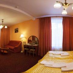 Отель Домик Охотника Токсово комната для гостей фото 2