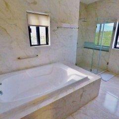 Отель Las Golondrinas Плая-дель-Кармен ванная фото 2