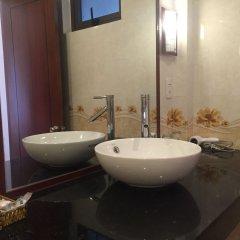 Отель Tra Que Riverside Homestay ванная