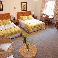 Отель Antigua Miraflores Hotel Перу, Лима - отзывы, цены и фото номеров - забронировать отель Antigua Miraflores Hotel онлайн комната для гостей фото 5
