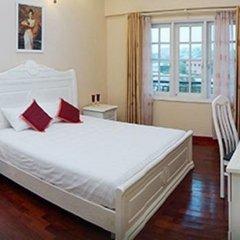 Отель Dalat Terrasse Des Roses Villa Далат комната для гостей