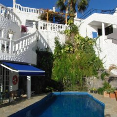 Отель Casablanca Apartamentos Морро Жабле бассейн