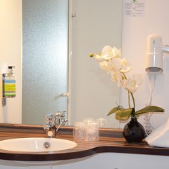 Отель Résidence Capitaine Paoli Париж ванная
