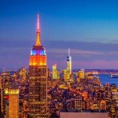 Отель East Village Hotel США, Нью-Йорк - отзывы, цены и фото номеров - забронировать отель East Village Hotel онлайн балкон