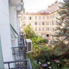 Hotel Villa Rivoli балкон
