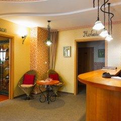 Отель ROUDNA Пльзень интерьер отеля