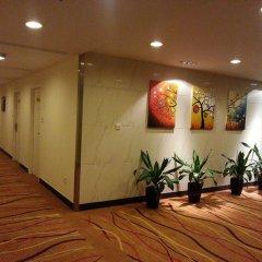 Отель Joyful star Hotel Pu Dong Airport WanXia Китай, Шанхай - 1 отзыв об отеле, цены и фото номеров - забронировать отель Joyful star Hotel Pu Dong Airport WanXia онлайн интерьер отеля