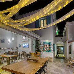 Отель Sigacik Gardenya Buti̇k Otel питание