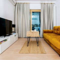 Отель erApartments Premium Mennica Польша, Варшава - отзывы, цены и фото номеров - забронировать отель erApartments Premium Mennica онлайн комната для гостей фото 4