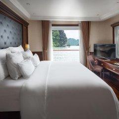Отель Paradise Elegance Cruise Halong комната для гостей фото 2