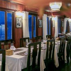 Отель Garden Bay Legend Cruise Вьетнам, Халонг - отзывы, цены и фото номеров - забронировать отель Garden Bay Legend Cruise онлайн помещение для мероприятий фото 2