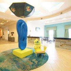 Отель Margaritaville Hotel Vicksburg США, Виксбург - отзывы, цены и фото номеров - забронировать отель Margaritaville Hotel Vicksburg онлайн детские мероприятия фото 2