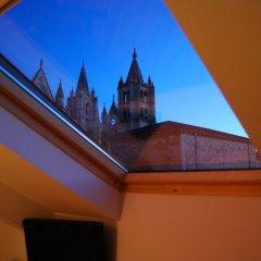Hotel Q!H Centro León удобства в номере
