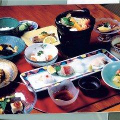 Отель Syouya No Yakata Хидзи питание