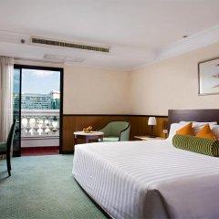 Boulevard Hotel Bangkok 4* Стандартный номер с разными типами кроватей фото 33