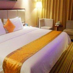 Отель Zhongshan Plainvim Fashion Business Hotel Китай, Чжуншань - отзывы, цены и фото номеров - забронировать отель Zhongshan Plainvim Fashion Business Hotel онлайн комната для гостей фото 2