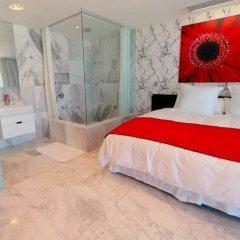 Отель Filadelfia Suites Hotel Boutique Мексика, Мехико - отзывы, цены и фото номеров - забронировать отель Filadelfia Suites Hotel Boutique онлайн комната для гостей фото 4