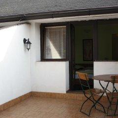 Hotel Koliba Литомержице балкон