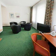 DORMERO Hotel Dresden Airport комната для гостей фото 3