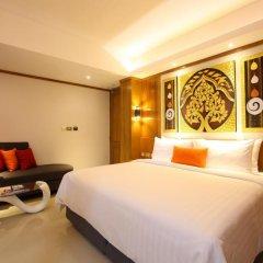 Chabana Kamala Hotel 4* Стандартный номер с разными типами кроватей фото 2