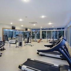 Отель Euphoria Palm Beach Resort фитнесс-зал фото 2