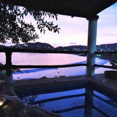 Отель Casa Sun And Moon Сиуатанехо бассейн