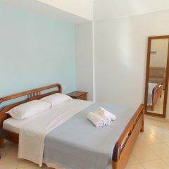 Отель Vila Mihasi Албания, Ксамил - отзывы, цены и фото номеров - забронировать отель Vila Mihasi онлайн комната для гостей фото 5
