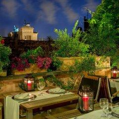 Отель The Inn At The Roman Forum Рим питание фото 2
