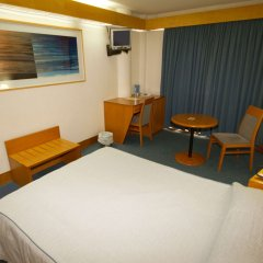 Отель Comfort Inn Ponta Delgada Португалия, Понта-Делгада - отзывы, цены и фото номеров - забронировать отель Comfort Inn Ponta Delgada онлайн комната для гостей