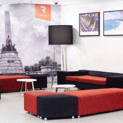 Отель Red Planet Manila Mabini Филиппины, Манила - 1 отзыв об отеле, цены и фото номеров - забронировать отель Red Planet Manila Mabini онлайн фото 7