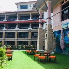 Отель Alpina Phuket Nalina Resort & Spa фото 7