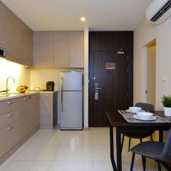 Отель At Mind Serviced Residence Pattaya в номере