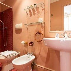 Отель Rental in Rome Augustus Terrace Deluxe ванная фото 2