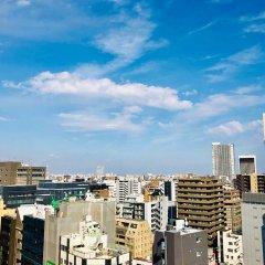 APA Hotel Ueno-Ekimae балкон