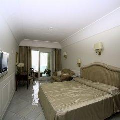 Hotel Villa Fraulo Равелло сейф в номере