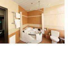 Гостиница Полярис комната для гостей фото 16