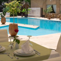Отель El Oumnia Puerto Марокко, Танжер - отзывы, цены и фото номеров - забронировать отель El Oumnia Puerto онлайн питание фото 2