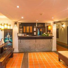 Отель Aonang All Seasons Beach Resort интерьер отеля