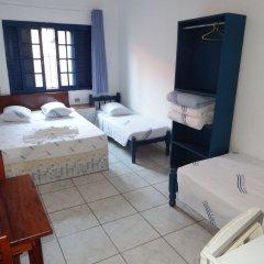 Отель Litoral Norte Бразилия, Карагуататуба - отзывы, цены и фото номеров - забронировать отель Litoral Norte онлайн комната для гостей фото 3