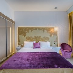 Гостиница Panorama De Luxe комната для гостей фото 7