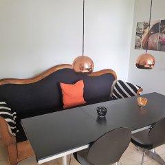 Апартаменты Classic Copenhagen City Apartment Копенгаген комната для гостей фото 2