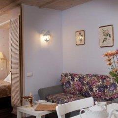 Апартаменты Кларабара комната для гостей фото 2